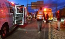 إصابة خطيرة لرجل من شعب تعرّض للطعن