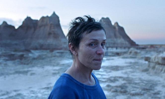"""فيلم """"نومادلاند"""" يُتوّج بجائزة الأسد الذهبي في مهرجان البندقية"""