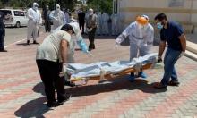 الصحة الفلسطينية: 12 حالة وفاة و811 إصابة كورونا جديدة