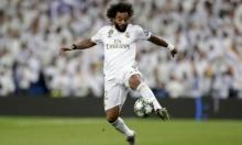 ريال مدريد يضع خطة تحسبا لرحيل مارسيلو