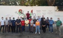 الناصرة: إعادة رسم جدارية النكبة للمرة العاشرة