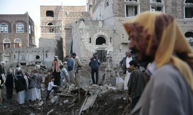 عشرات القتلى من الحوثيين وغارات للتحالف على صنعاء ومأرب