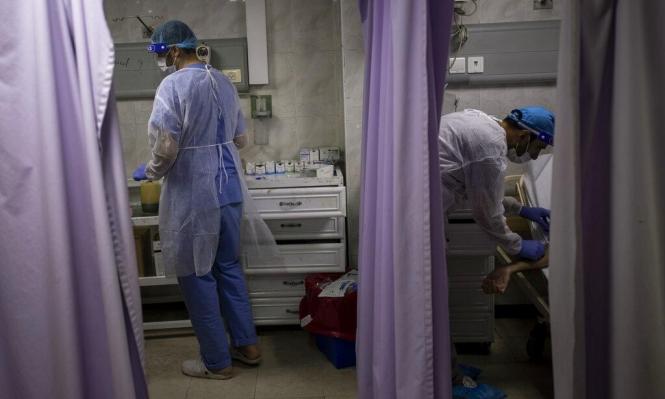 3 وفيات من قلقيلية ونابلس بكورونا واستمرار الإغلاق بغزة