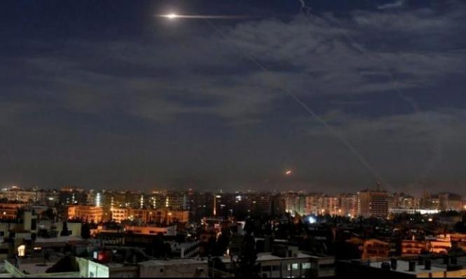 المرصد: غارات إسرائيلية ليلية على دير الزور توقع 10 قتلى