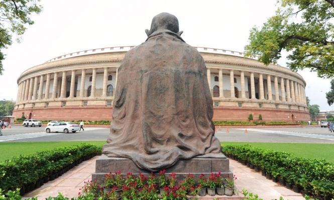 إسكات البرلمان في الهند