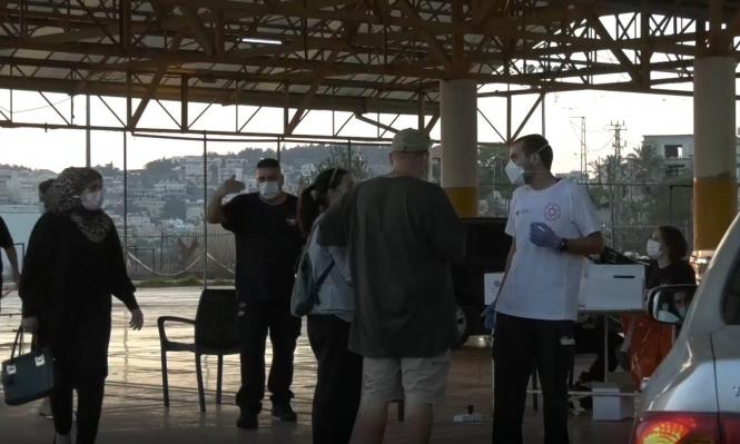 أم الفحم بين الاستهتار والإهمال: مدينة حمراء ثمّ إغلاق عام