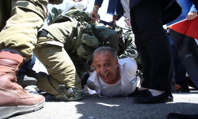 الاحتلال نفذ 297 اعتقالا بحق الفلسطينيين خلال شهر آب فقط