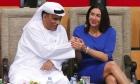 ريغيف تتفق مع نظيرها البحريني على