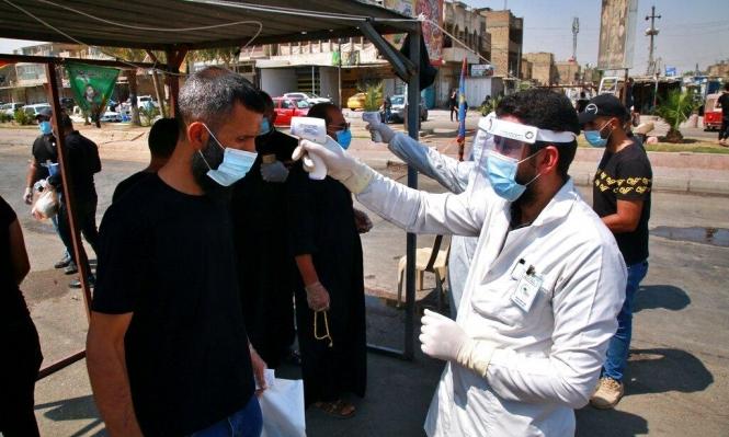 كورونا: 82 وفاة بالعراق و31 بالسعودية و8 في عُمان و3 بالكويت