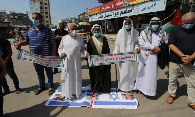 """17 جمعية بحرينيّة: التطبيعيعدّ """"خروجا على الإجماع الشعبيّ"""""""