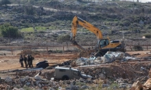 """الاحتلال يهدم 3300 مسكن في مناطق """"ج"""" خلال الأعوام الستة الماضية"""