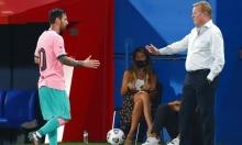 ميسي يعود لبرشلونة ويسجل هدفين على جيرونا