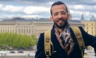 وفاة الناشط محمد الشيخ يوسف: النجاة من الحرب.. النجاة من الحياة
