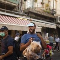 الصحة الإسرائيلية: 5 وفيات بكورونا منذ منتصف الليلة الماضية و5279 إصابة في 24 ساعة