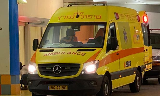 كفر ياسيف: إصابة حرجة لطفل أثناء اللهو