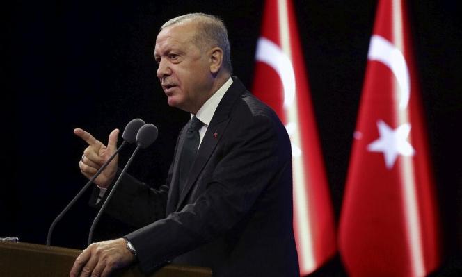 أزمة شرق المتوسط: إردوغان يبدي استعداده للقاء الرئيس اليوناني للحوار
