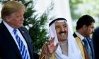 ترامب: الكويت ستنضم  سريعا إلى مسار التطبيع