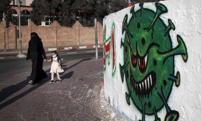الصحة الفلسطينية: 5 وفيات و726 إصابة جديدة بكورونا