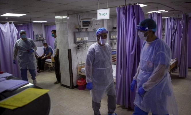 غزة: نفاد وشيك لفحوصات كورونا