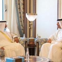 الدوحة: أمين عام مجلس التعاون الخليجي يلتقي وزير خارجية قطر