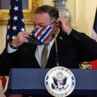 """رفض روسي لإعلان بومبيو وطهران تصفه بـ""""المسرحية الهزلية"""""""