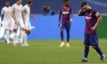 """رابطة """"الليغا"""" تمنع برشلونة من إبرام صفقات جديدة"""