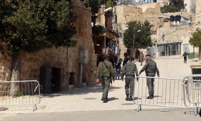 لليوم الثاني؛ الاحتلال يُغلق الحرم الإبراهيميّ بحجة الأعياد اليهوديّة