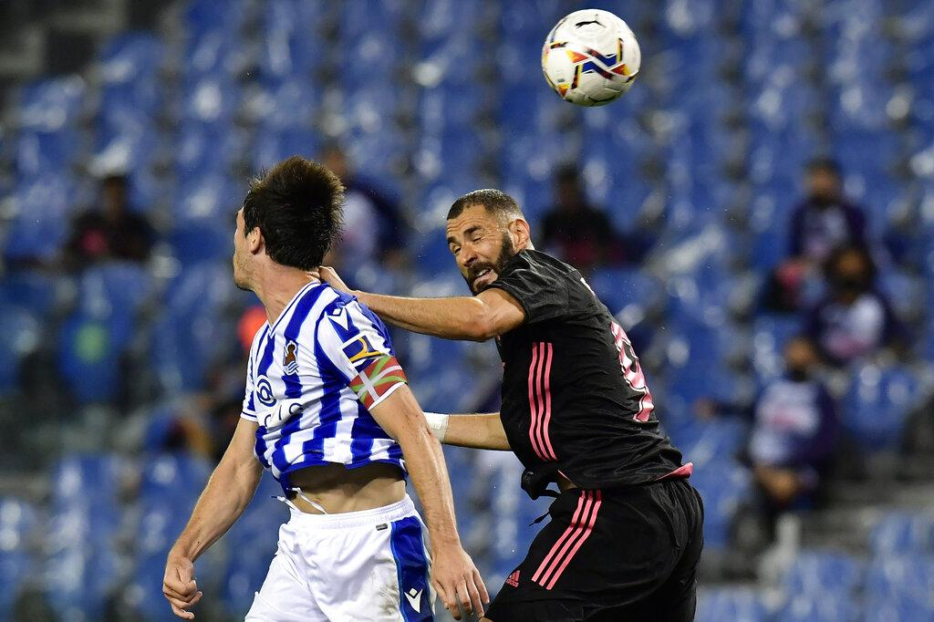 ريال مدريد يستهل الليغا بالتعادل