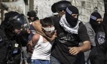 الاحتلال يحتجز طفلين قرب نابلس