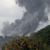 تقارير: الانفجار جنوبي لبنان وقع في مخزن أسلحة تابع لحزب الله
