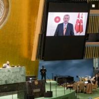 """إردوغان يصف إسرائيل بـ""""القذرة"""".. إردان ينسحب ويتهمه بـ""""معاداة السامية"""""""