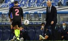 إدارة ريال مدريد تثير غضب زيدان