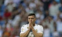 مهاجم ريال مدريد في طريقه للرحيل
