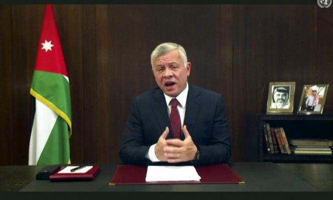 الملك عبد الله: الطريق الوحيد للسلام يجب أن يفضي لدولة فلسطينية مستقلة