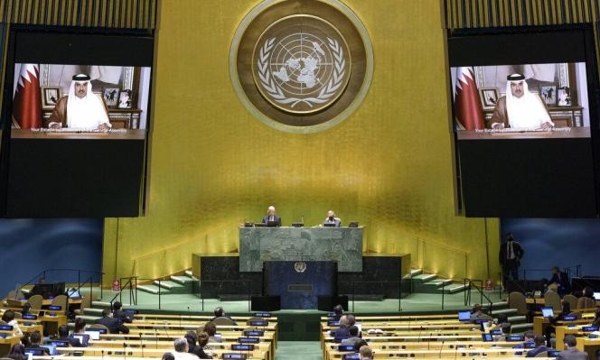 """قطر: إجماع دولي دون خطوات لمواجهة """"تعنت"""" إسرائيل"""