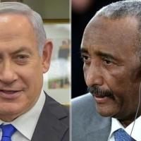 """البرهان: بحثنا مع الأميركيين في أبو ظبي """"السلام العربي الإسرائيلي"""""""