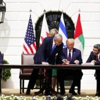 وفد إسرائيلي في البحرين لصياغة اتفاق التحالف بينهما