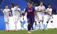 برشلونة يتفق على انتقال سواريز لأتلتيكو