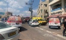 سخنين: إصابة عامل إثر سقوطه عن علو