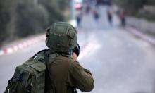 إصابة شابين برصاص الاحتلال قرب رام الله