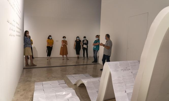 المتحف الفلسطيني يعيد افتتاح أبوابه أمام الزائرين