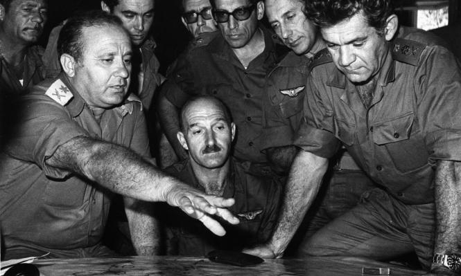 تأخير نقل معلومة سرية عزز الإخفاق الإسرائيلي في توقع حرب 73