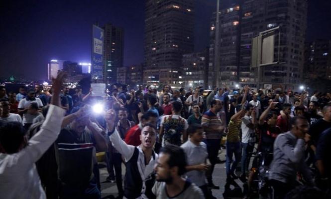 لليوم الرابع في مصر: مظاهرات تطالب برحيل السيسي