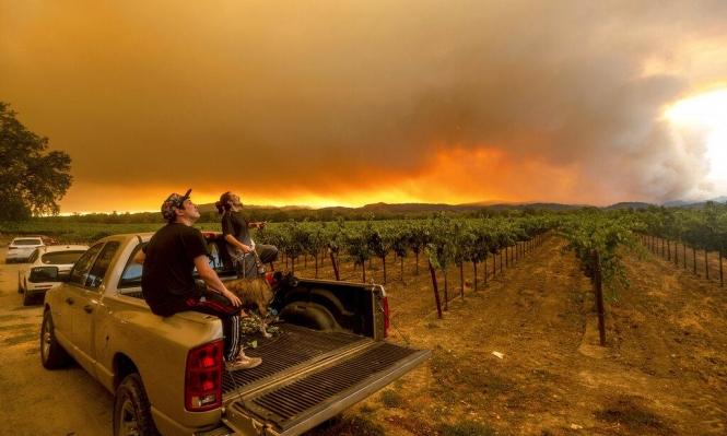هل عزّز كورونا ظواهر الكوارث الطبيعيّة عام 2020؟
