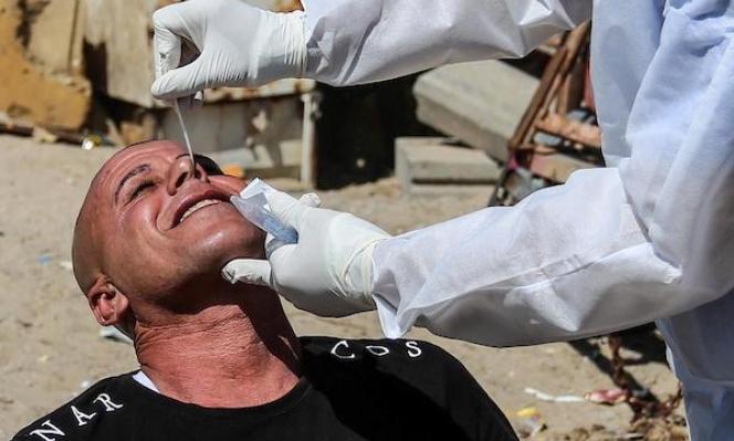 """تكفي فقط 4 أيام: """"الصحة العالميّة"""" تزود غزة باختبارات كورونا"""