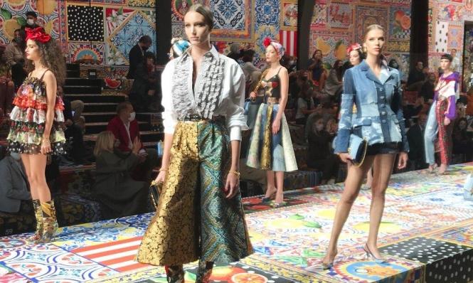 ميلانو تفتتح أسبوع الموضة السنوي