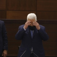 """عباس يدعو لـ""""مؤتمر دولي للسلام"""" مطلع العام المقبل"""
