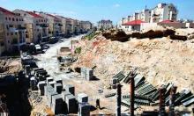نتنياهو وغانتس يصادقان على بناء 5000 وحدة سكنية بالمستوطنات