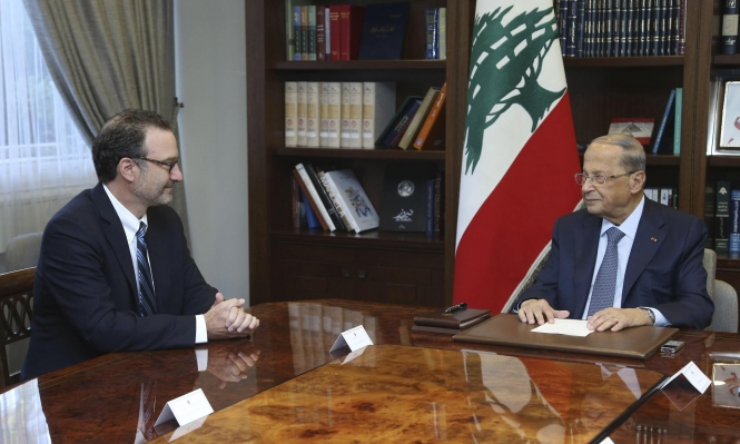 """""""المفاوضات الإسرائيلية اللبنانية لترسيم الحدود البحرية خلال أسابيع"""""""