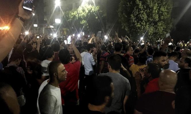 ناشطون: مقتل 3 متظاهرين برصاص الأمن في الجيزة